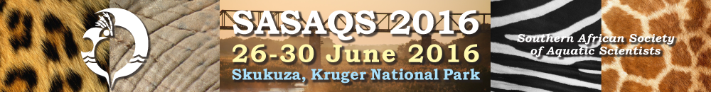 SASAQS 2016 Conference Skukuza, Kruger National Park, 26 – 30 June 2016